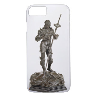 St. George (bronze) iPhone 7 Case