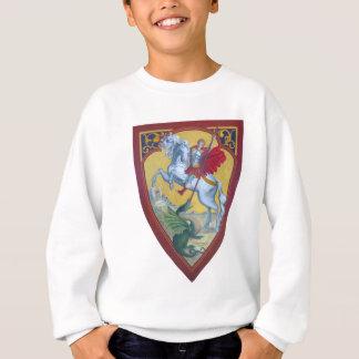 St George Floating2.png Sweatshirt