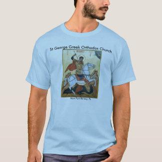 St George Greek Orthodox Church New Port Richey T-Shirt