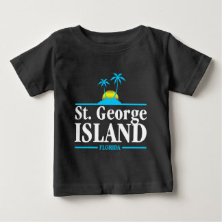 St George Island Florida Baby T-Shirt