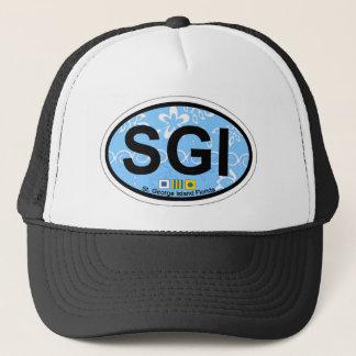 St George Island. Trucker Hat