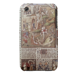 St. George killing Dragons iPhone 3 Cases