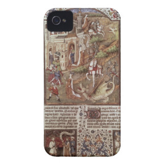 St. George killing Dragons Case-Mate iPhone 4 Case