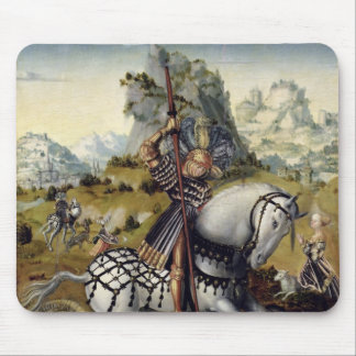 St. George Mouse Pad
