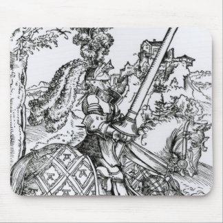 St. George on Horseback, 1507 Mouse Pad