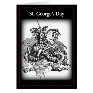 St. George's Day, Black Card
