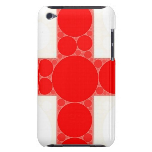 St George's Flag iPod Case-Mate Cases