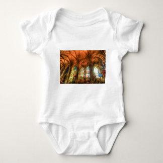 St Giles Cathedral Edinburgh Scotland Baby Bodysuit