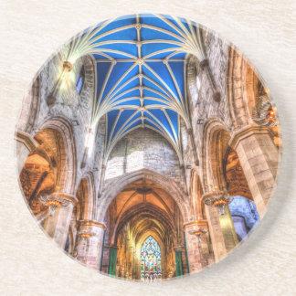 St Giles Cathedral Edinburgh Scotland Coaster