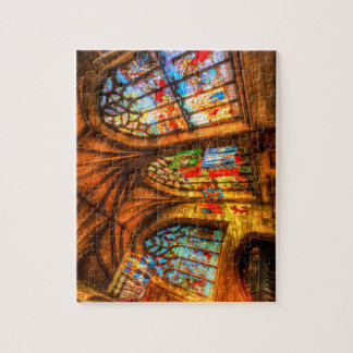St Giles Cathedral Edinburgh Scotland Jigsaw Puzzle