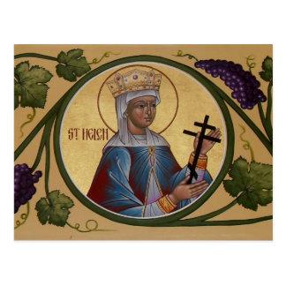 St. Helen Prayer Card