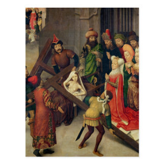 St. Helena and the Miracle of the True Cross Postcard