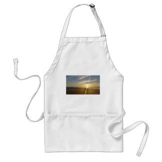 St. Helena Sunset. Standard Apron