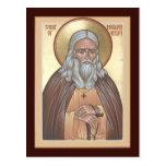 St. Herman of Alaska Prayer Card
