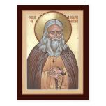 St. Herman of Alaska Prayer Card Postcard