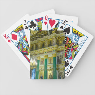 St. Isaac's Cathedral St. Petersburg, Russia Bicycle Playing Cards