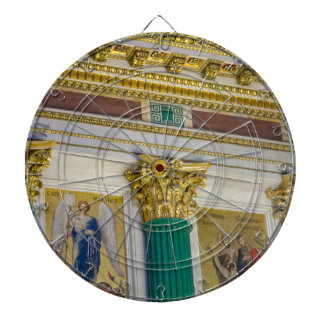 St. Isaac's Cathedral St. Petersburg, Russia Dartboard