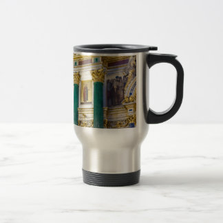St. Isaac's Cathedral St. Petersburg, Russia Travel Mug