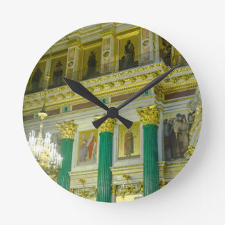 St. Isaac's Cathedral St. Petersburg, Russia Wall Clocks