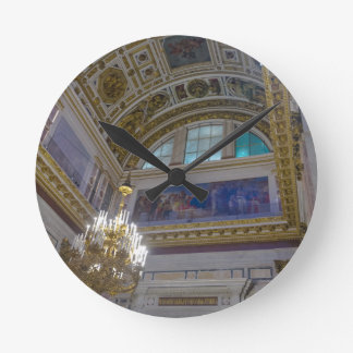 St. Isaac's Cathedral St. Petersburg, Russia Wallclock