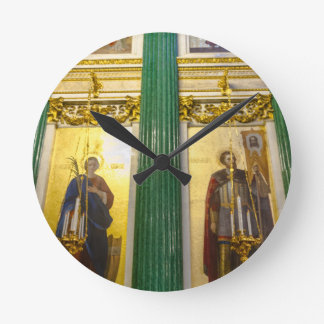 St. Isaac's Cathedral St. Petersburg, Russia Wallclocks