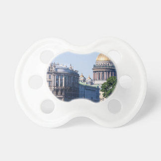 St Isaac's Cathedral St Petersburg Russia Baby Pacifiers