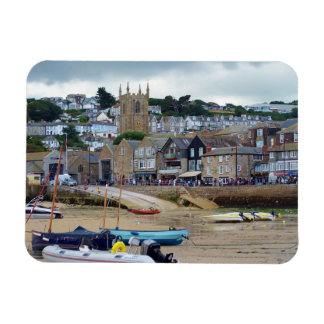 St Ives Cornwall England Rectangular Photo Magnet