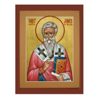 St. James, Brother of the Lord Prayer Card Postcard