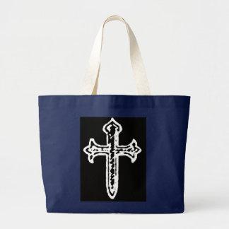 St James Cross Large Tote Bag