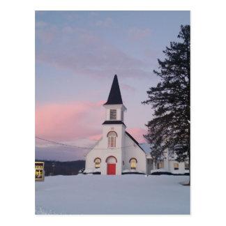 St James Lutheran Church Postcard