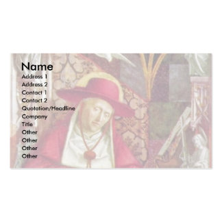 St. Jerome By Pacher Michael (Best Quality) Business Cards