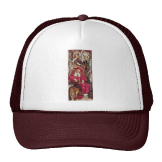 St. Jerome By Pacher Michael (Best Quality) Hats