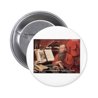 St Jerome Quote Love Not Purchased Gifts Cards Pin