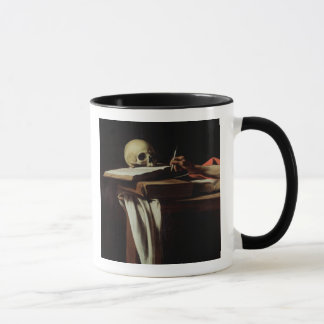 St. Jerome Writing, c.1604 (detail of 64911) Mug
