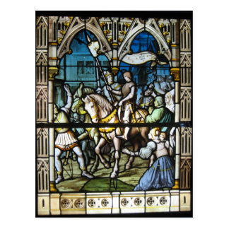 St. Joan at Orleans Postcard