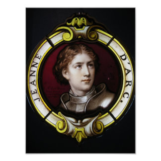 St. Joan of Arc Posters