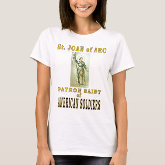ST JOAN of ARC T-Shirt