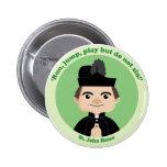 St. John Bosco Buttons