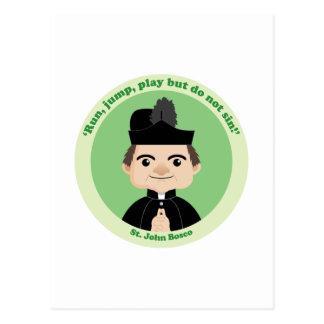 St. John Bosco Post Cards
