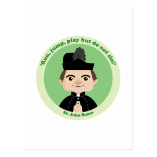 St. John Bosco Postcard