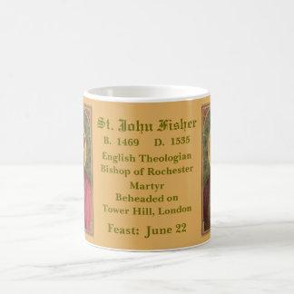 St. John Fisher (SAU 025) Coffee Mug #2a