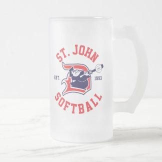 St. John Frosted Mug