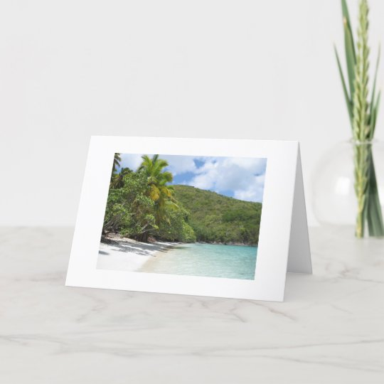 St. John Greeting Card