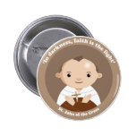 St. John of the Cross Button