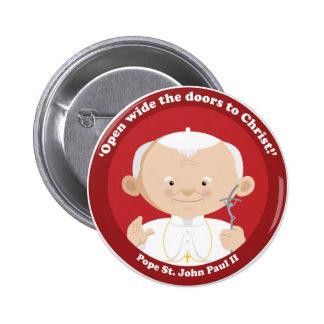 St John Paul II Pin