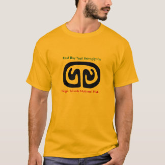 St John Petroglyph T-Shirt