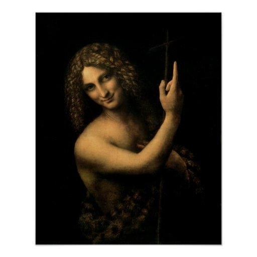 St. John the Baptist, 1513-16 Print