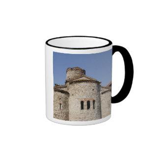 St. John the Baptist cruciform church 2 Ringer Mug