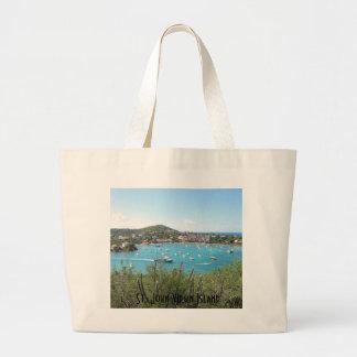 St. John US Virgin Island Tote Bags