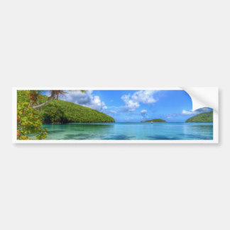 St John USVI Island Life Bumper Stickers